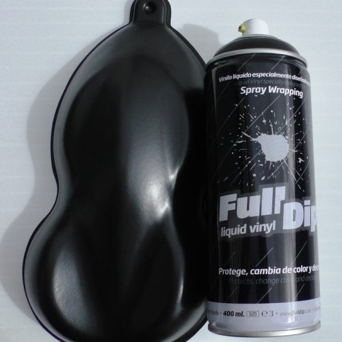Full Dip Black Matte Aerosol Spray Fulldip Ie