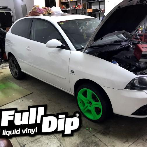 Full Dip Monster Green Fluorescent 4 Litre Ready 2 Spray