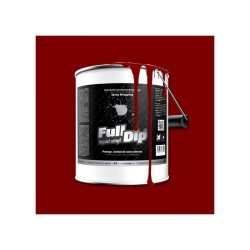 full dip red cherry matte 4 litre