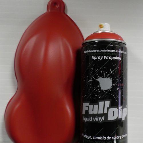 full dip red carmine