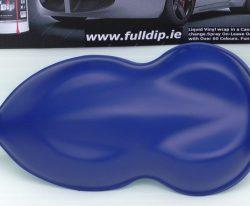 full dip dark blue