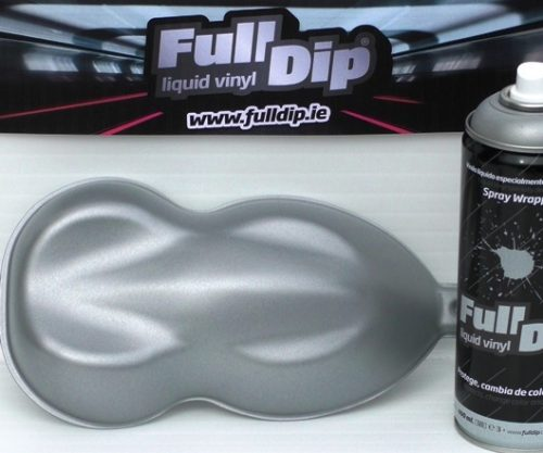 full dip hyper silver metalizer