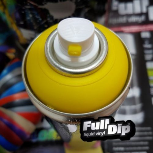 full-dip-yellow-matte-finish