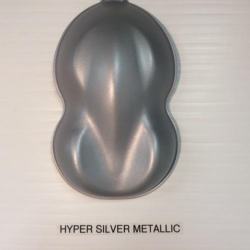 hyper silver metallic