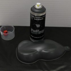 full dip anthracite metalizer