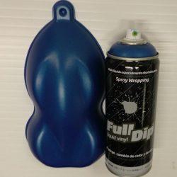 full dip blue metalizer