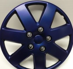 full dip electric blue candy pearl
