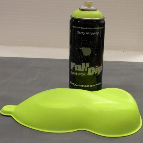 full dip yellow fluorescent