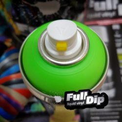 full-dip-monster-green fluorescent