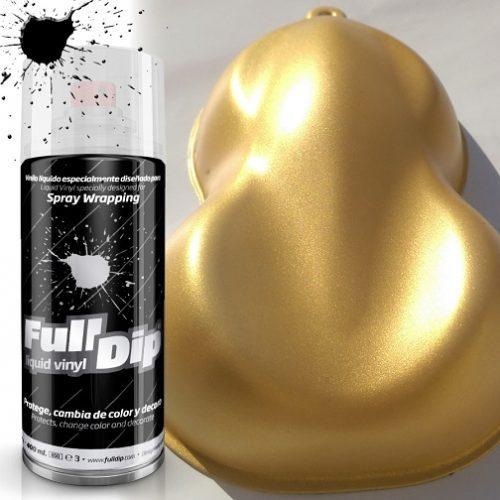 full dip solar gold metallic 4 litre