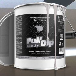 full dip aluminium metalizer 4 litre ready to spray