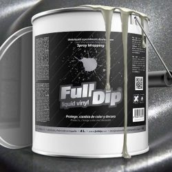 full dip anthracite metalizer 4 litre ready to spray