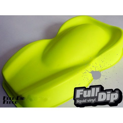 full dip Yellow fluorescent