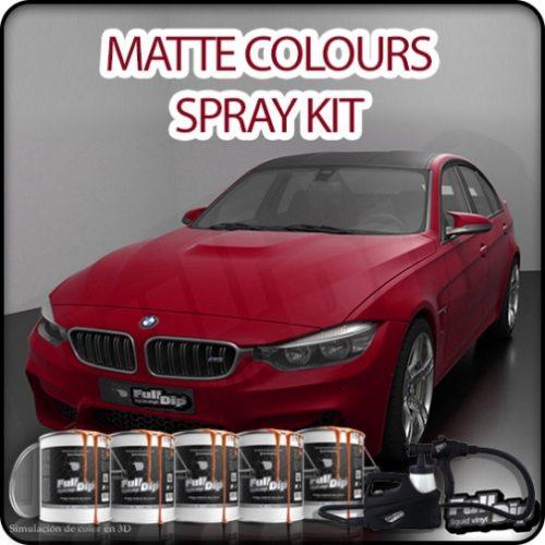 car paint spray kits