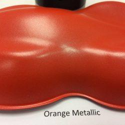 full dip orange metalizer