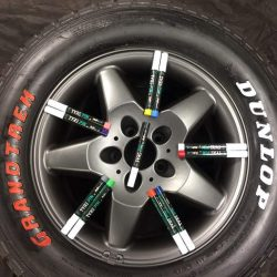 Tyre Pens