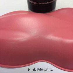 full dip pink metalizer
