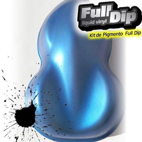 full dip magic blue candy pearl 4 litre